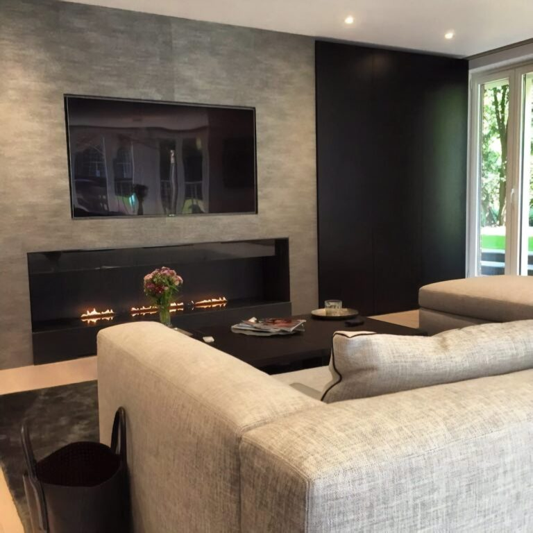 Customer Install In Luxury Apartment
