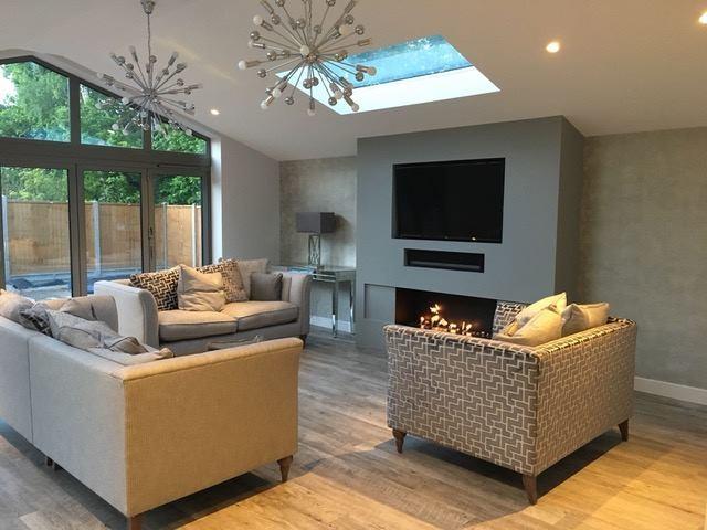 CVO1000 Customer Install In Luxury Apartment