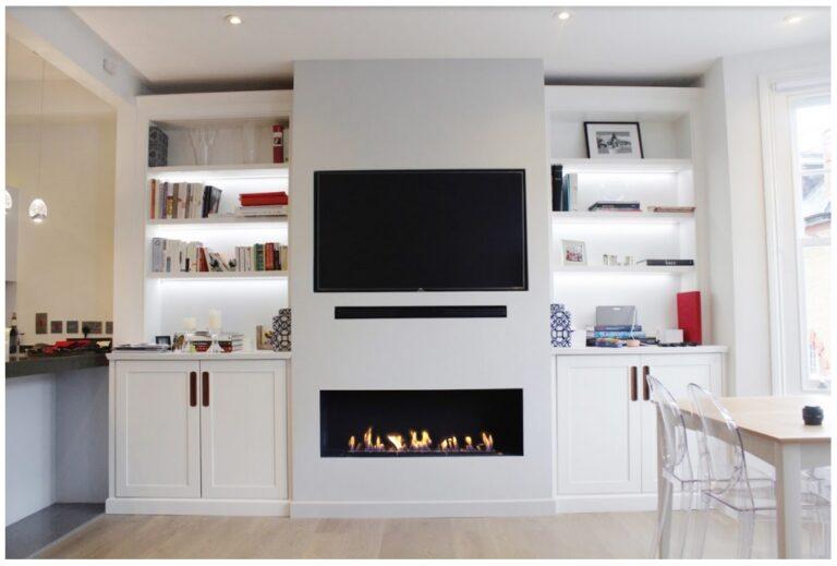 CVO1000 Customer Installation With TV Above