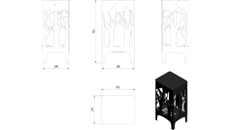 Flagstaff Tech Drawing